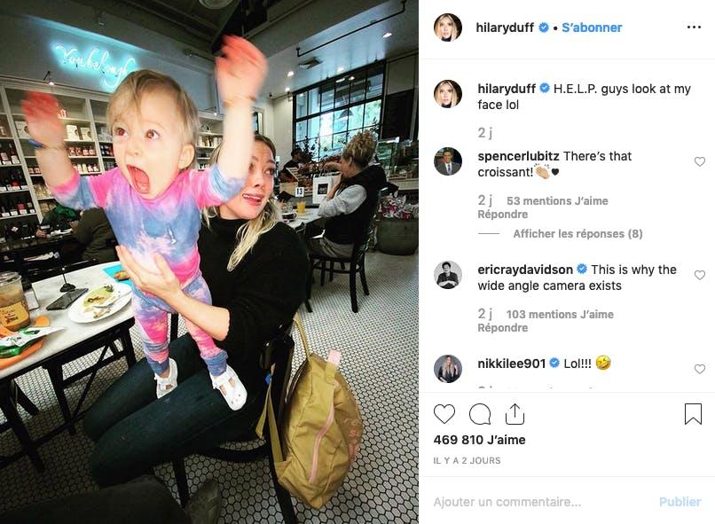 Hilary Duff vous le confirmera : les enfants sont formidables !