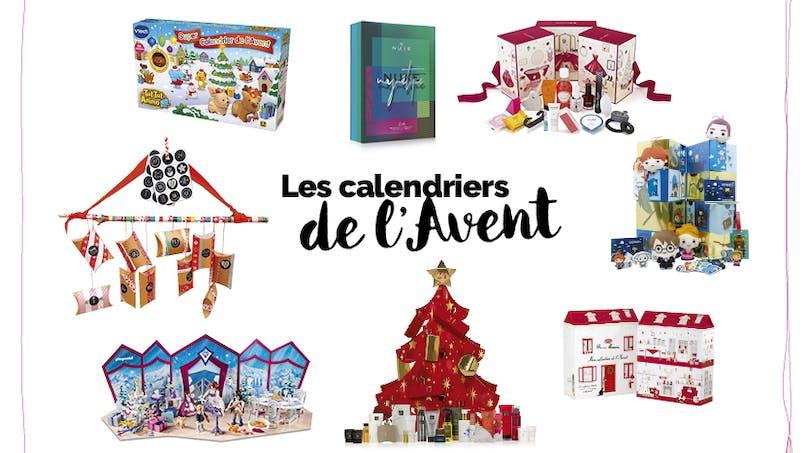 Calendrier De Lavent Tut Tut 2019.Noel 2019 Les Plus Beaux Calendriers De L Avent Parents Fr