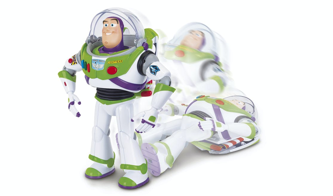 Figurines Les Incroyables: Buzz, Lansay, 100 €