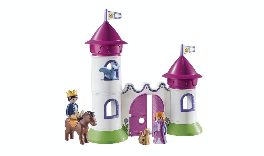 Château de princesse, Playmobil 123, 34,99 €