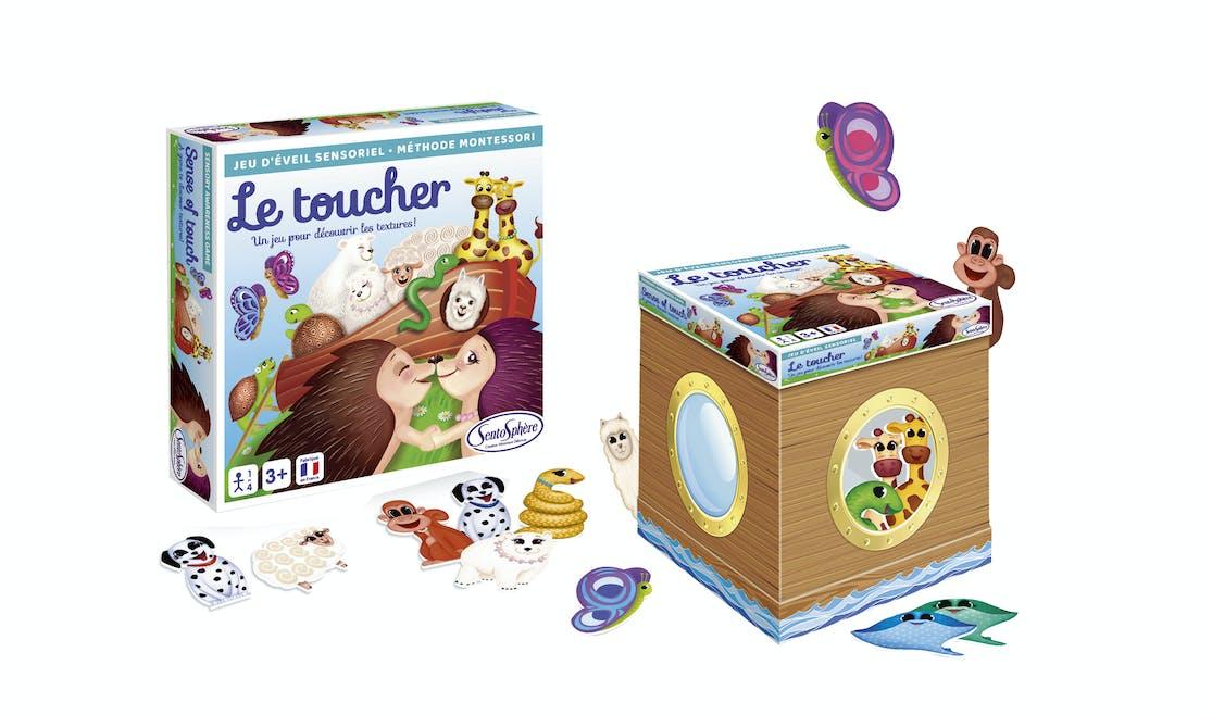 Le toucher, Sentosphere, 19,99 €