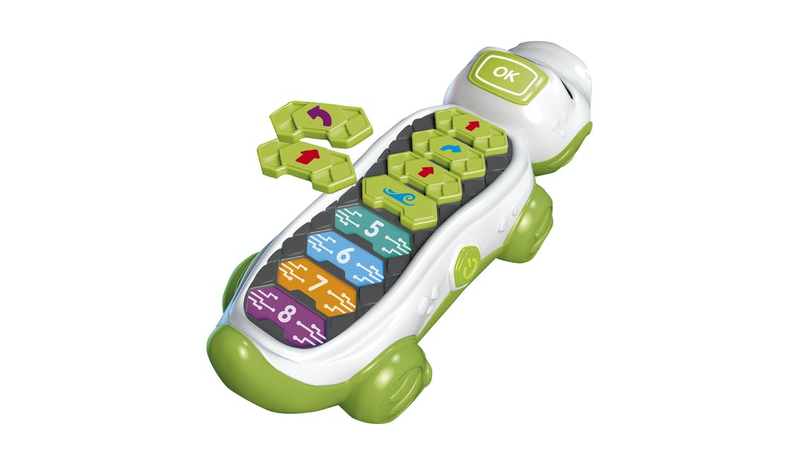 Croko, robot crocodile programmable, Clementoni, 37,90 €