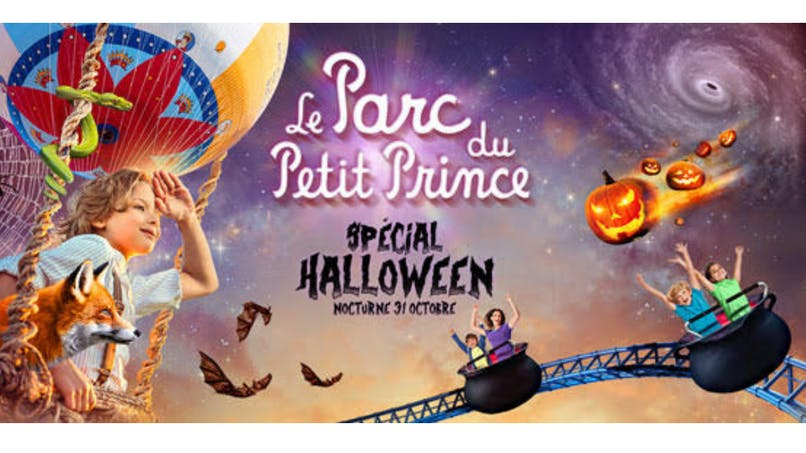 Halloween fait frissonner le Parc du Petit Prince !
