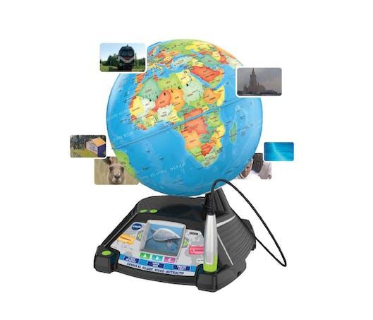 GENIUS XL - le globe vidéo interactif