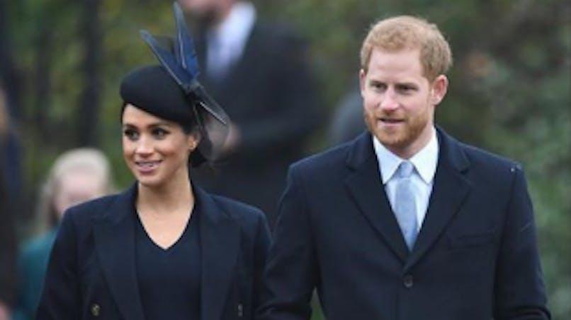 Meghan Markle : les bonnes résolutions qu'elle demande au Prince Harry pour 2019