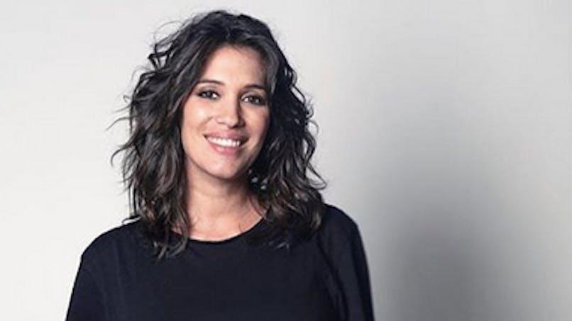 Laurie Cholewa, l'animatrice de Canal+, maman pour la première fois
