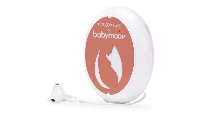 doppler fœtal Babydoppler connect Cocoon Life Babymoov
