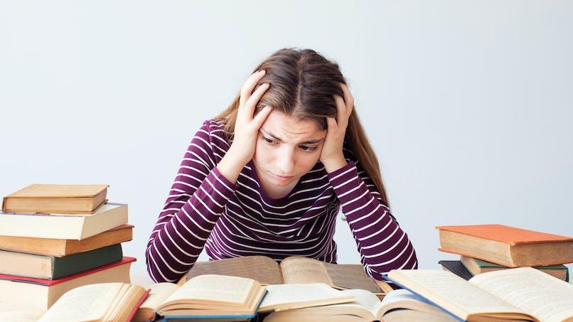 9 étudiants sur 10 sont stressés : pourquoi ?