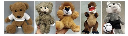 peluches PF Concet International BV