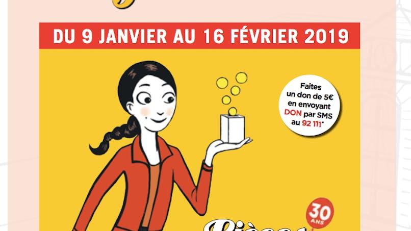 Les Pièces jaunes fêtent leurs 30 ans