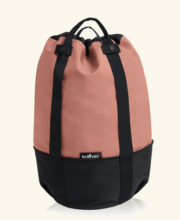 yoyo plus bag rose