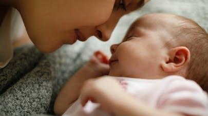 La respiration de bébé