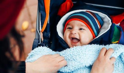 Bébé 0-6 mois : 7 conseils contre le froid