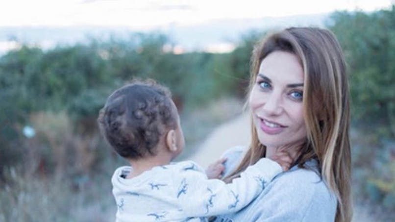 Ariane Brodier enceinte : sa technique pour se débarrasser de la cellulite