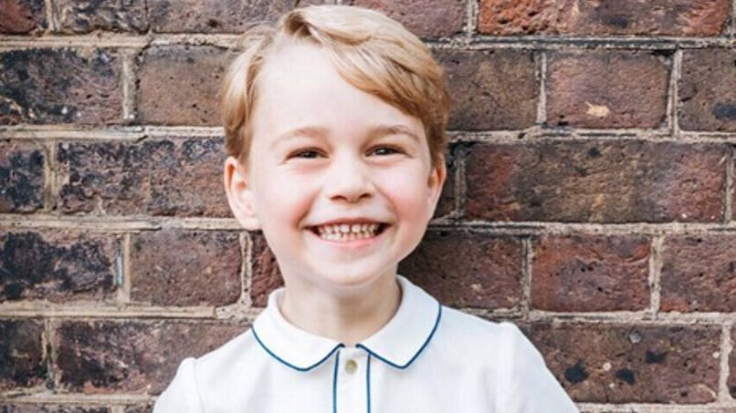 Le prince George révèle son étonnant surnom