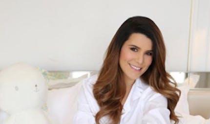 Karine Ferri révèle sa méthode pour retrouver la ligne après sa grossesse