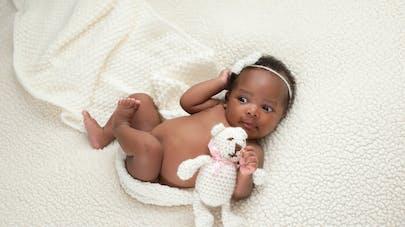 doudoud bebe fille