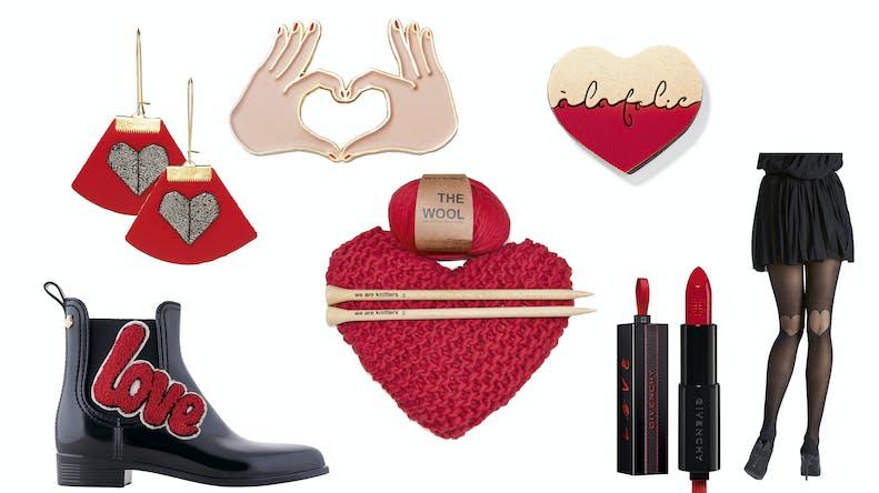 Saint-Valentin : notre shopping cadeaux
