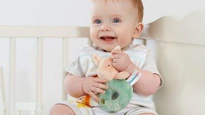 Cadeau bébé enfant nouvel an chinois cochon