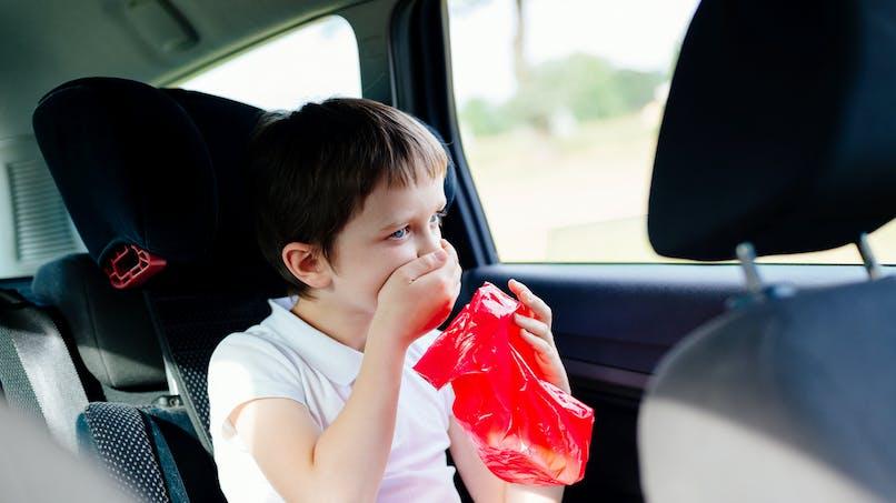 Mal des transports : bientôt les enfants n'en souffriront plus !