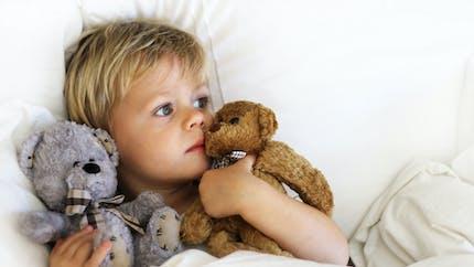 Les congés pour enfant malade