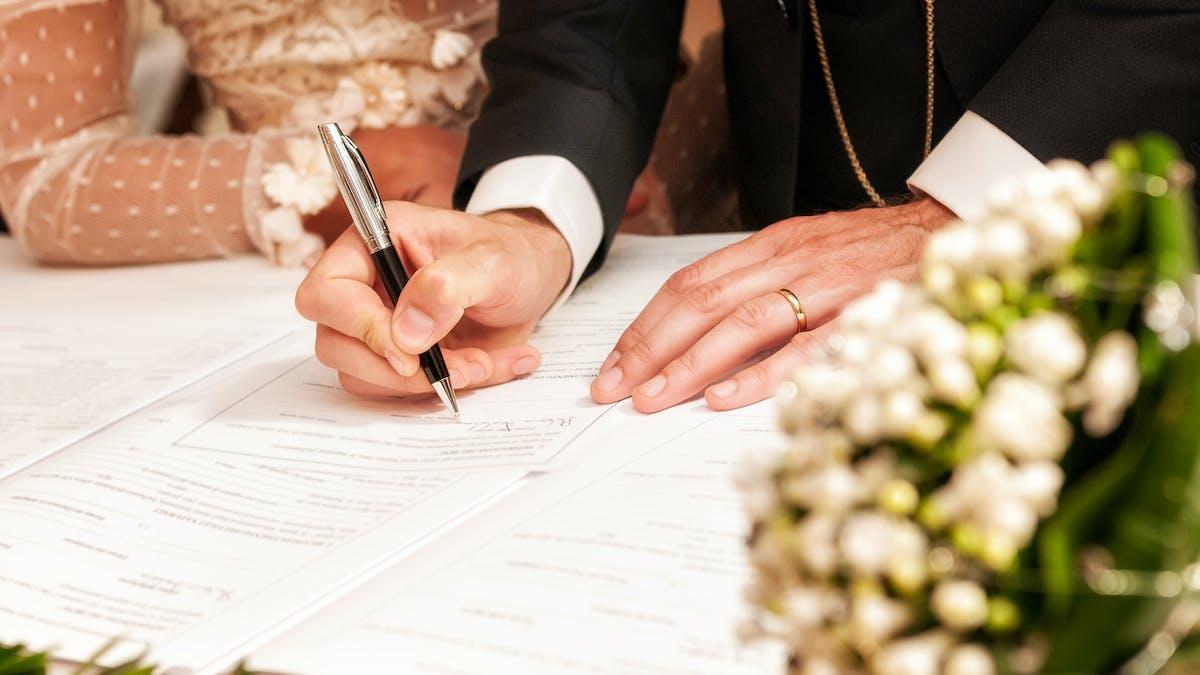 Pacs ou mariage : les différences