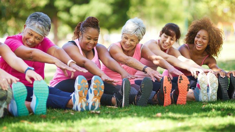 Près de 4 femmes sur 5 aimeraient pouvoir pratiquer plus de sport cette année