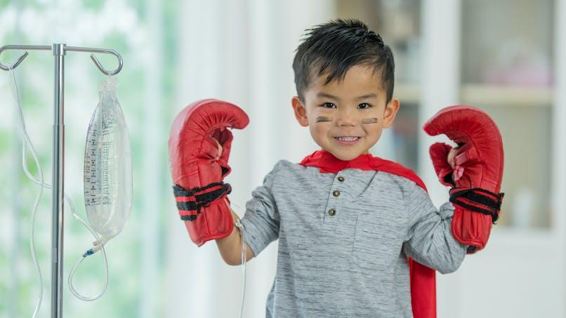 Les bienfaits de l'activité physique démontrés chez les enfants traités pour un cancer