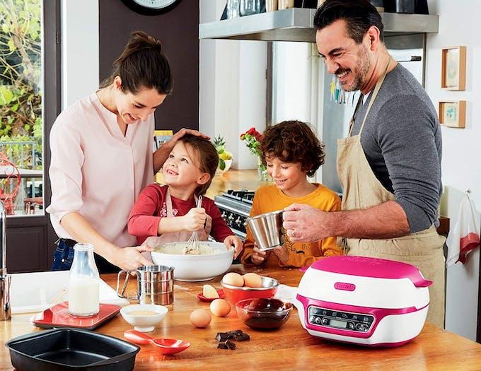 Cake Factory cuisiner en famille avec les enfants
