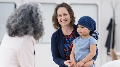 enfant et cancer