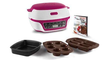 Tefal invente une machine pour réussir tous ses gâteaux : la Cake Factory
