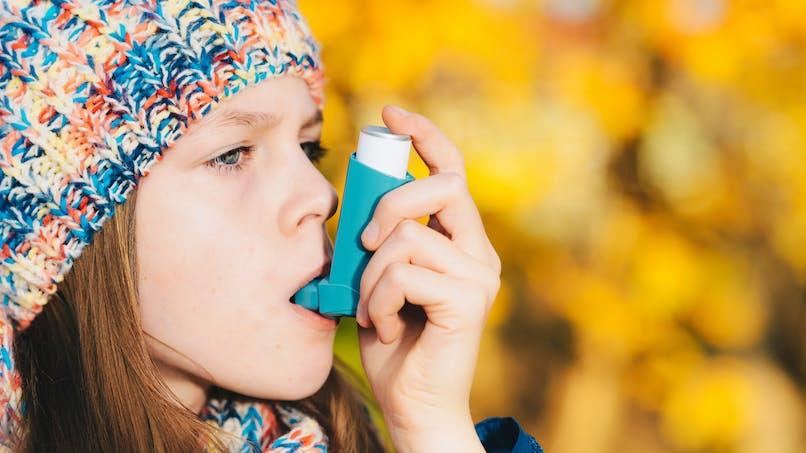 Asthme : une appli pour gérer les crises de son enfant