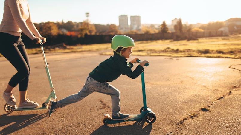 Parc bébé, trottinette, hoverboard : le point sur les rappels de produits pour enfants