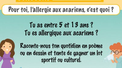 concours asthme et allergie