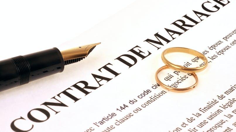 Contrat de mariage : une future mariée choquée par des clauses ajoutées par son futur conjoint