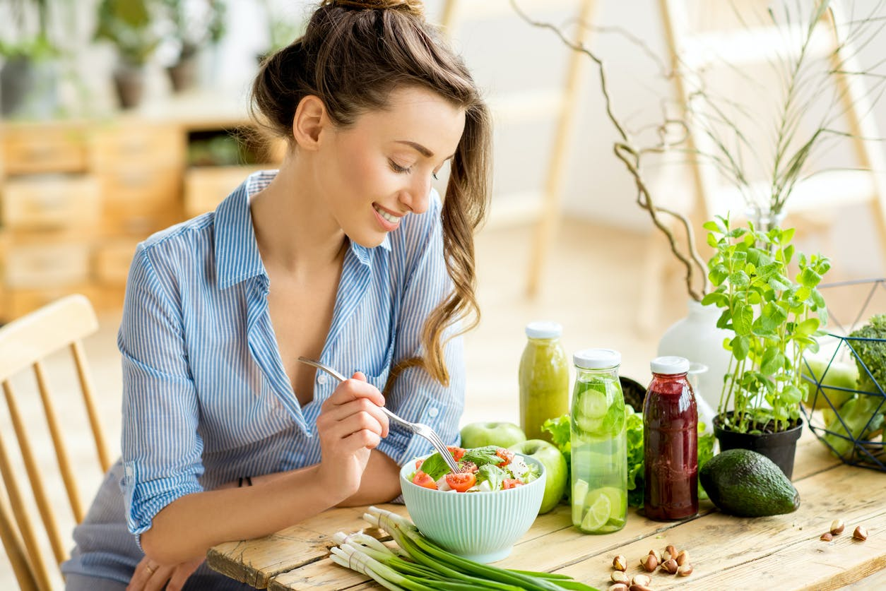 Grossesse : régime vegan, végétarien, sans gluten | PARENTS.fr