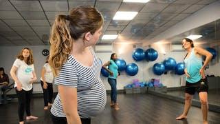 Reportage : la danse prénatale