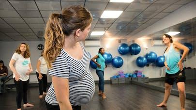 Danse prenatale Eleonore Henry de Frahan