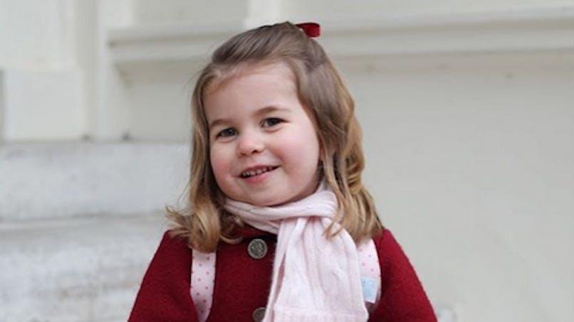 Kate Middleton révèle le surnom qu'elle donne à sa petite Charlotte