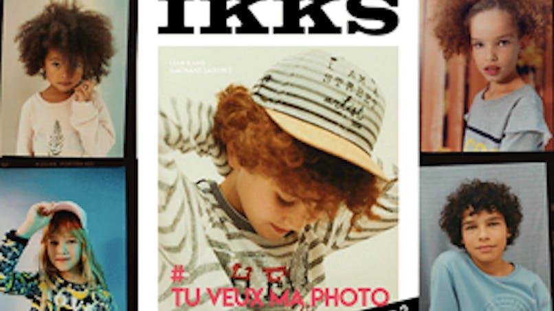Enfant star : IKKS cherche ses mannequins pour la rentrée