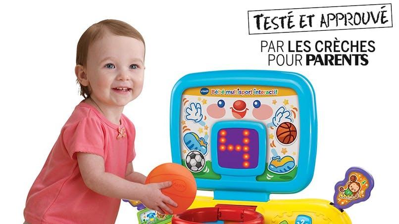 Bébé Multisport interactif de VTECH