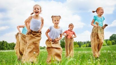 Le top des activités outdoor pour les petits
