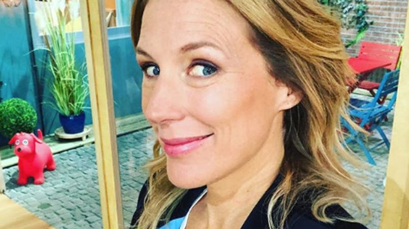 Agathe Lecaron : son regret d'avoir eu des enfants tard
