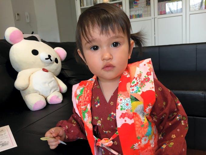 petite fille japonaise