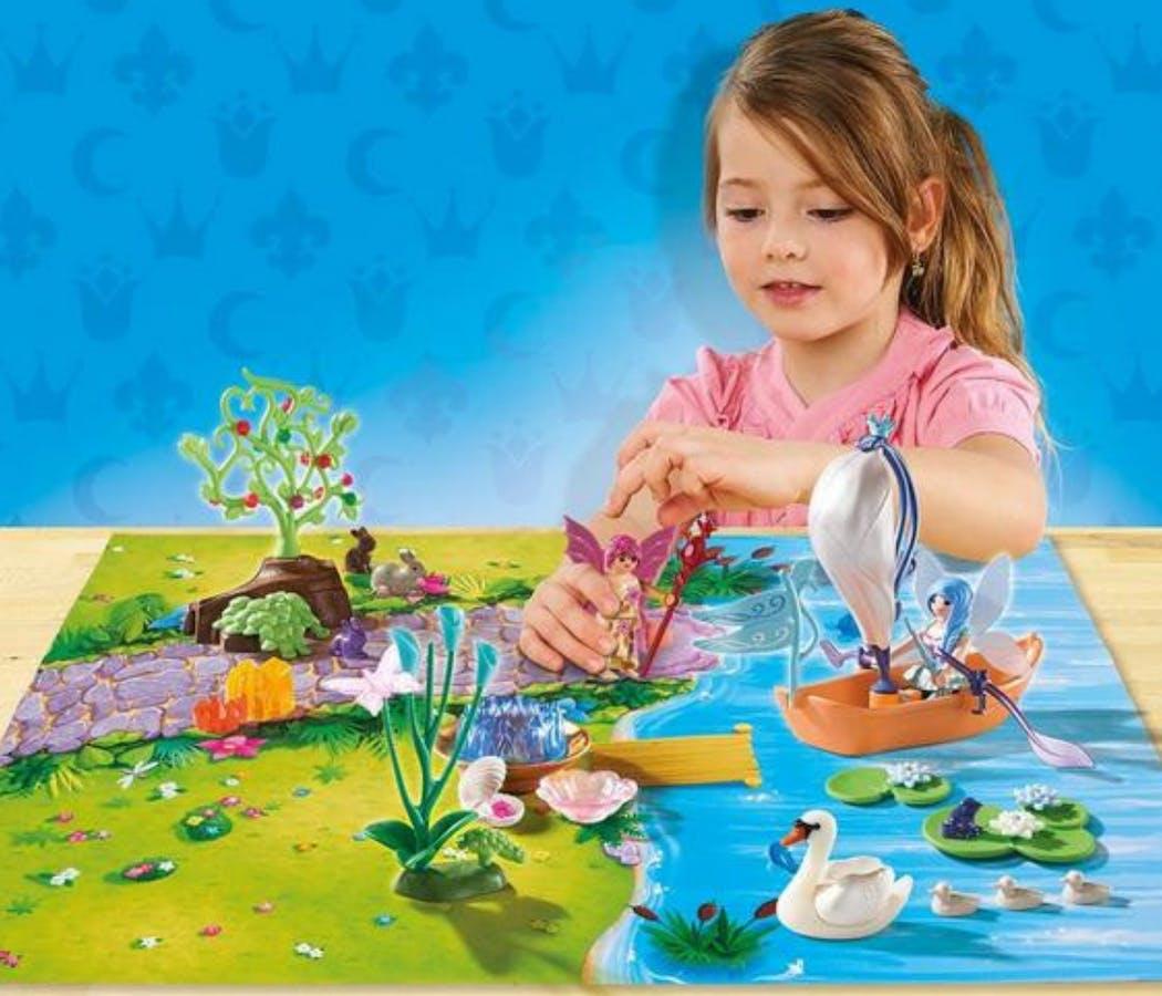 Play Map Fées Playmobil
