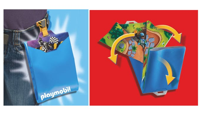 play map Playmobil fonctionnement