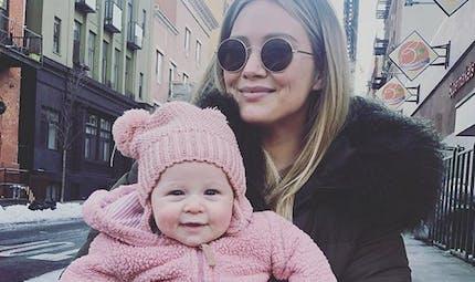 Hilary Duff partage la vidéo très intime de la naissance de sa fille dans l'eau