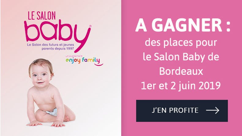Salon Baby Bordeaux juin 2019