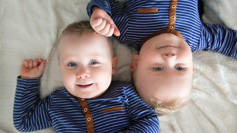 Elle donne naissance à des jumeaux... de deux pères différents