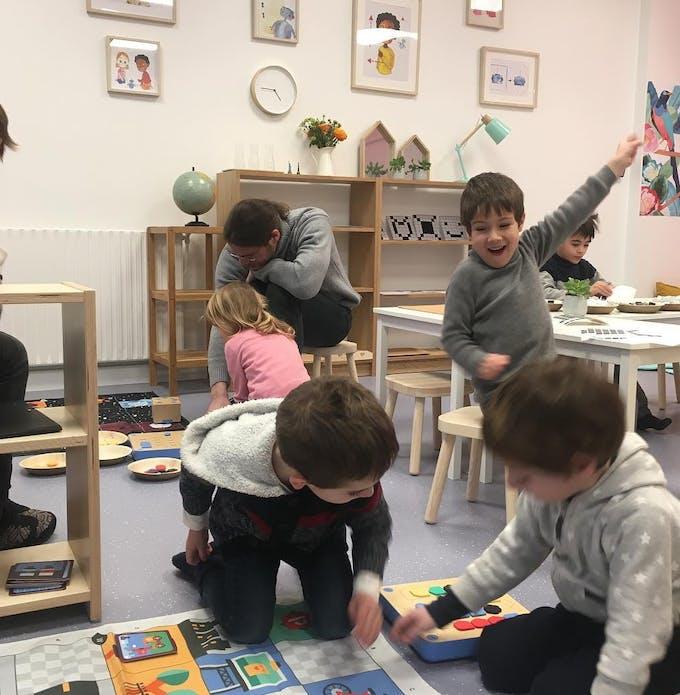 Maison Colori atelier enfants